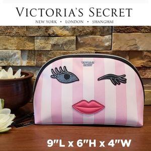 "*LAST ONE* NEW V.S. ""Winking"" Large Beauty Bag"